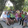 Guatemala Spring 2013 : John and Marcia and Mandy's family and Debbie and Webb, and a bunch of Ferdin's relatives.